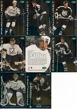 2001-02 Parkhurst by ITG Tampa Bay Lightning Regular Team Set (8)