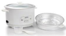 Reiskocher Warmhaltefunktion Dampf Reis Kocher Dampfgarer 2,2 Liter 900 Watt Neu