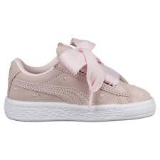 Chaussures roses à lacets pour fille de 2 à 16 ans pointure 35