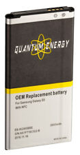 Quantum Energy 2800mAh Oem Replacement Battery for Samsung Galaxy S5 with Nfc