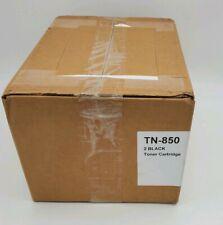 2PK TN850 Toner for Brother MFC-L5850DW MFC-L5900DW L6700DW