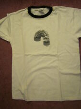 Vintage Slinky T Shirt-1996 Wild Oats- Made in USA -New -Large