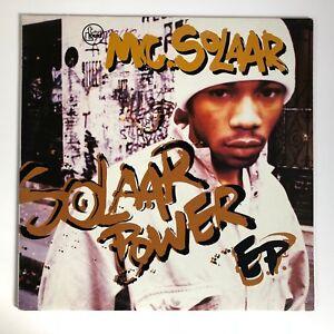 MC SOLAAR SOLAAR POWER EP 1994