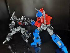 Optimus Prime Puzzle Assembly Model Building blocks Assemble Figure Limit DIY N