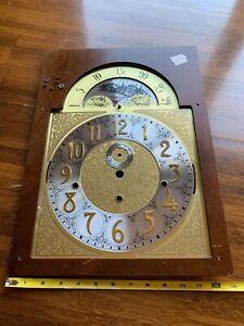 Grandfather Clock face Dial