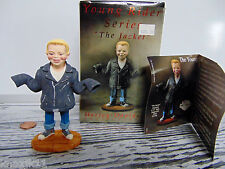 NEW Harley Davidson Motorcycle Young Rider THE JACKET Lt Ed Numbered FIGURINE!
