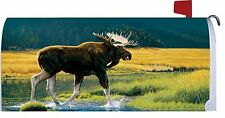Moose Magnetic Mailbox Cover