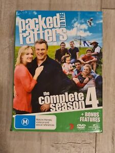 Packed to the Rafters Season 4 DVD Region 4 FAST POST