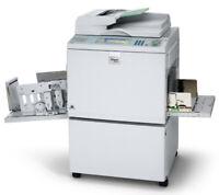 Ricoh Priport DX 4640PD High Speed Digital Duplicator