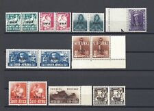 More details for south west africa 1941-43 sg 114/22 mnh cat £50