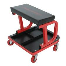 CREEPER GARAGE WORKSHOP MECHANICS MECHANIC TROLLEY SEAT STOOL SWIVEL WHEELS NEW