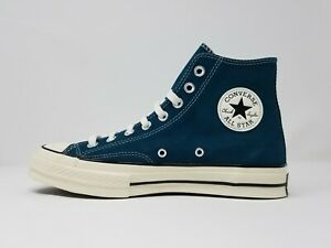 Converse Chuck Taylor 70s Suede High Top 166214C Green Blue White Unisex Classic