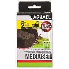 Aquael Pat Mini Sponge (x2) Internal Filter Media *GENUINE*
