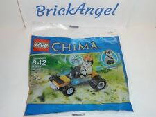 NEW LEGO Chima Leonidas Jungle Dragster 30253 Leonidas Mini Figure