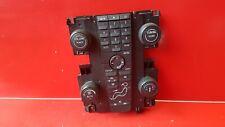 VOLVO V50 FACADE AUTORADIO POSTE COMMANDE CHAUFFAGE REF 30737669