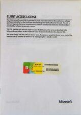 MS SQL Server 2014 CAL 1-User Licensed 841185-B21 841199-B21