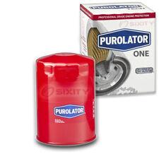 Purolator ONE L30001 Engine Oil Filter - Long Life lh
