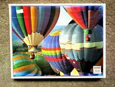 Vintage Waddingtons 500 Piece Jigsaw Puzzle - Ballooning - Complete