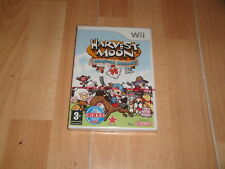 Nintendo Wii PAL version Harvest Moon Magical Melody