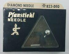 Pfanstiehl 823-DEQ Diamond Quadrahedral Needle Genuine Stanton 4DQ / 780