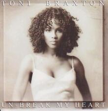 Toni Braxton  - UN-BREAK MY HEART 2 TITRES 19946