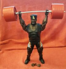 Mattel WWE Elite Decade Of Domination MARK HENRY aew unrivaled nation nxt wcw
