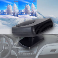 200W Car With 12V Volt Heater Fan Windshield Defroster Car Defrosting Heater DD