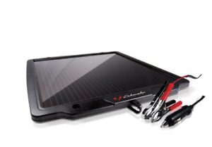 Schumacher SP-400 4.8W Solar Battery Charger / Maintainer