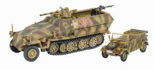 Dragon Armor 60373 Sd.Kfz.251/10 Ausf.C, Eastern Front 1943 + Kubelwagen