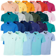 Lacoste Mens 2020 Classic Cotton L1212 Short Sleeve Polo Shirt 26% OFF RRP