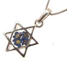 Star Of David Pendants Flower Jewellery Design 114238