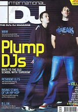 PLUMP DJs / MASTERS AT WORK / HYBRID	IDJ magazine	no.	37	Jun	2003