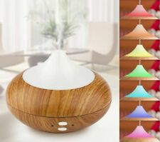 Air Humidifier Purifier Essential Oil Diffuser Aroma Aromatherapy LED Lamp AU