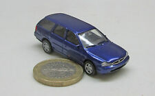 Rietze    20502    :Ford Mondeo Tunier,  luganoblau met.