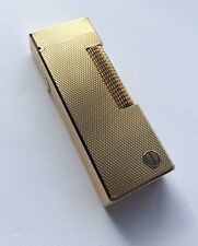 Dunhill Gold Barley Lighter - Completely Overhauled