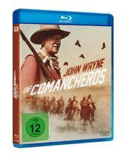 John Wayne - 1961 - DIE COMANCHEROS [Blu-ray] NEU (1400)