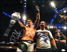 DOMINICK CRUZ AUTOGRAPHED SIGNED 11X14 PHOTO PICTURE UFC MMA COA