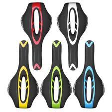 Bicycle Saddle UV Print Bike Seat Hollow Breathable Cycling Saddle MTB Bike Seat