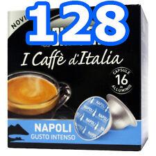 128 Capsule in alluminio Bialetti Mokespresso NAPOLI - Mokona Tazzona