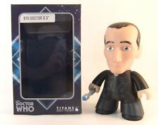 "TITAN DOCTOR WHO 9TH DOCTOR 6.5"" VINYL FIGURE BRAND NEW GREAT GIFT"