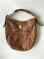 Marc Jacobs Leather Classic Hobo Bag Hazelnut Spring 2006