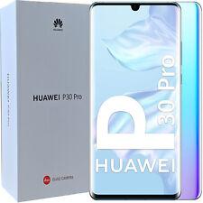 BNIB Huawei P30 Pro Dual-SIM 4G 128GB ROM+6GB RAM Crystal Factory Unlocked OEM