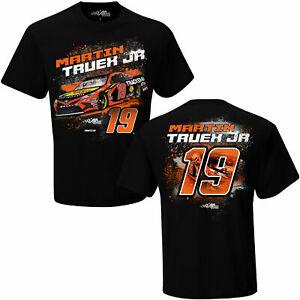 Martin Truex Jr #19  2019 Nascar Contender Black T-Shirt Large