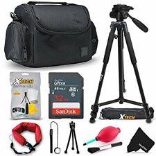 Accessories Kit w/ 32GB f/ Canon Powershot G9 X Mark II, G7 X Mark II, SX540 SX4
