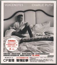 Charlie Puth: Voicenotes (2018) TAIWAN SLIPCOVER CD SEALED