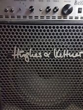 Hughes & Kettner Bass Combo Amp Bass Kick 313-Made in Germany