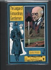 The League of Extraordinary Gentlemen #5 VF+  Revised Edition