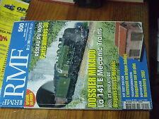 1µ? revue RMF n°500 Faire eglise en HO Bungalow sur plat Heurtoir metal Clérac