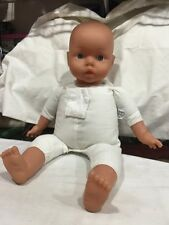 """Lissi You & Me 16"""" Baby Doll. Blue Eyed, Bald. CH67"""