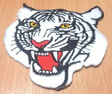 NEW TIGER BENGAL PUMA ANIMAL TATTOO SYMBOL EMBROIDERED IRON ON PATCH SHIRT PO239